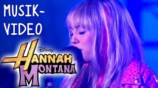 Hannah Montana - Just a girl - Musikvideo