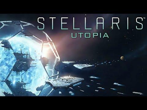 Save Stellaris: Utopia - The Sixth Livestream - War in Heaven Pics