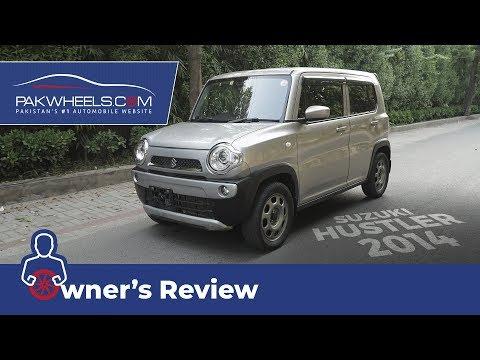 Suzuki Hustler Owner's Review: Price, Specs & Features | PakWheels