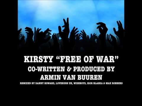 Armin van Buuren - Free Of War (Feat. Kirsty) (Original Mix)