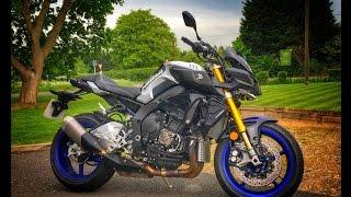 2017 Yamaha MT10 SP Review