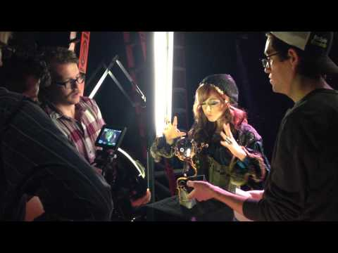 Stars Align- Behind the Scenes- Lindsey Stirling