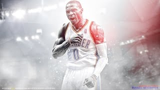 "Russel Westbrook 2016-17 Mix ""Chill Bill"" ᴴᴰ"