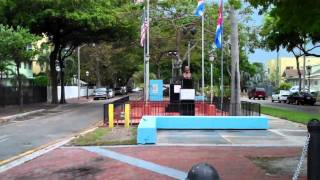Bay of Pigs Invasion Monument, Little Havana, Miami