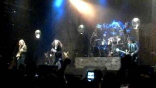 8-29-2009 The Mob Rules (partial) Dio / Heaven & Hell Final Live Performance HoB Atlantic City