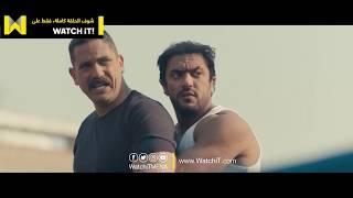 سليم الأنصاري ينتقم لـ محمود علوان بعلقة سخنة لـ صدام