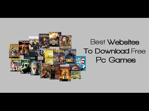 Top 5 Best Websites To Download PC Games For Free - YouTube