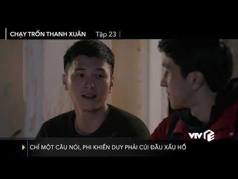 VTV Giải Trí | Chạy trốn thanh xuân