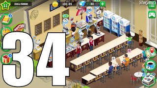 My Cafe: Recipes &amp Stories Android Gameplay #34 - Level 11