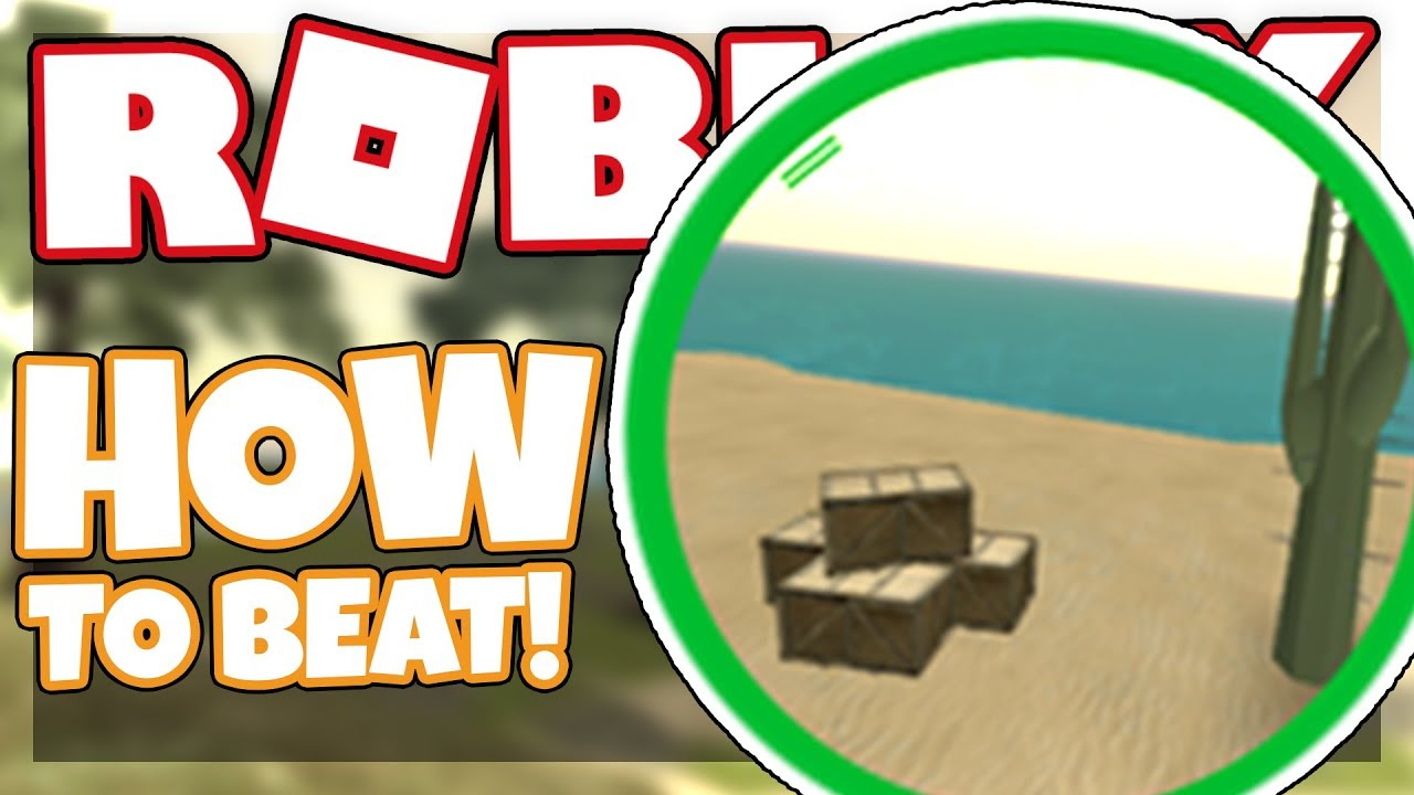 How To Complete The Supply Drop Quest Roblox Jurassic Tycoon Youtube