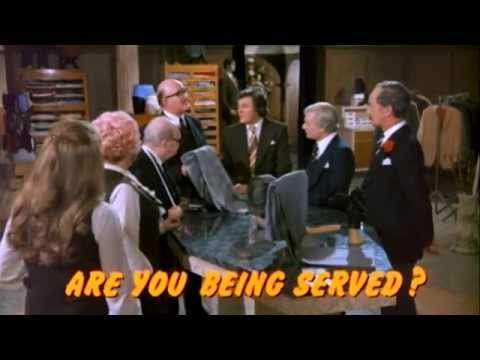 Random Movie Pick - Are You Being Served? - The Movie - Trailer YouTube Trailer