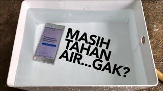 SONY XPERIA dari PS STORE MASIH ANTI AIR GAK?.