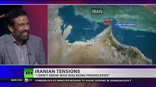 Iran calls on UK not to back US 'maximum pressure' strategy