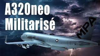 Airbus présente un A320neo militarisé thumbnail