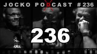 Jocko Podcast 236 w/ Jeff Higgs:  You Will Get Beat Down. The Projects, SEALS, and Martial Arts
