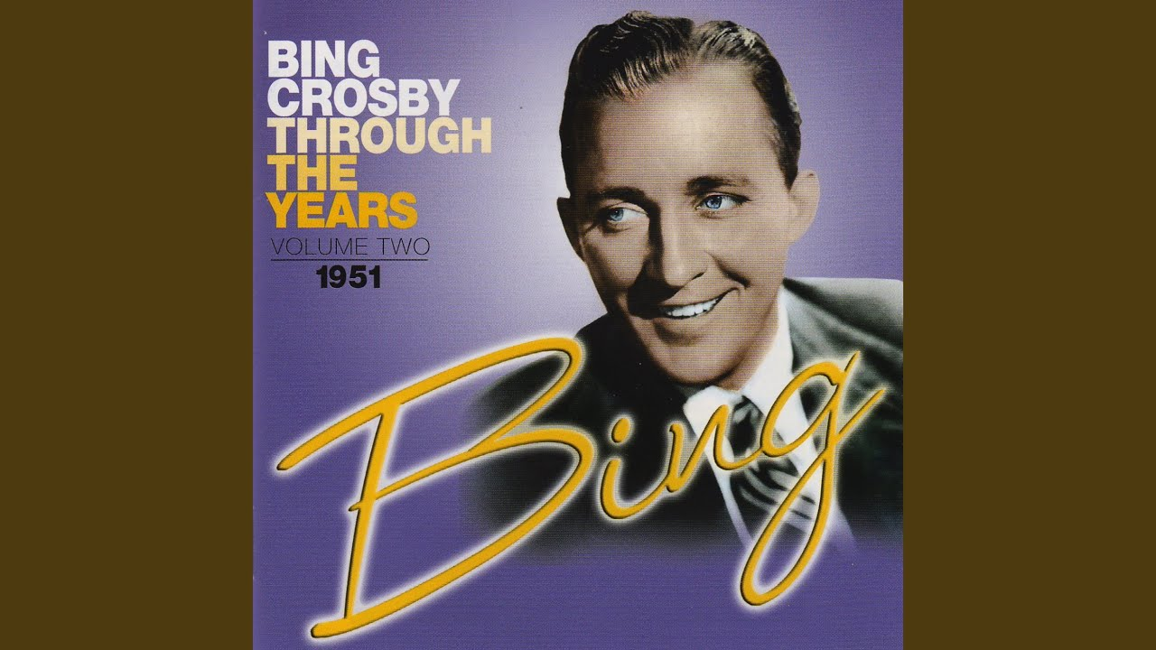i might be your once in a while bing crosby topic