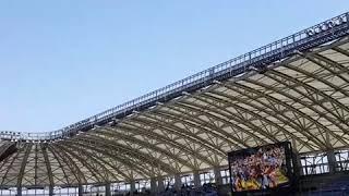 20180416サッカーJリーグベガルタ仙台対ジュビロ磐田両チーム選手入場‼
