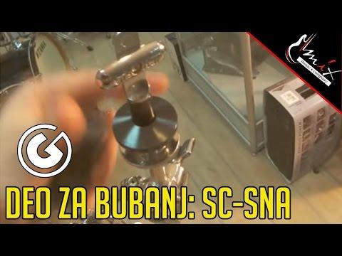 Delovi za bubanj: GIBRALTAR SC-SNA - Mix prezentacija