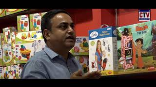 T-Toys Outlet open in Cosmo Plaza, Zirakpur, Punjab, India.