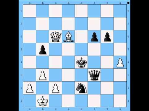 Chess analysis of Critter vs Stockfish game Part 2