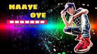 Haaye Oye - QARAN | ft. Ash king | Elli AvrRam | Dance Choreography | jeetu nayak