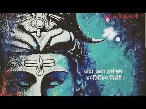 awesome Lord shiva mantra song fr whatsapp status.... #bahubali