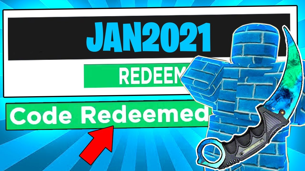 new all working arsenal codes for 2021 roblox arsenal working promo codes