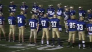 Colonials Football vs Newton South 11/11/11