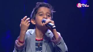 Vishwaprasad - Liveshows - Episode 15 - September 10, 2016 - The Voice India Kids