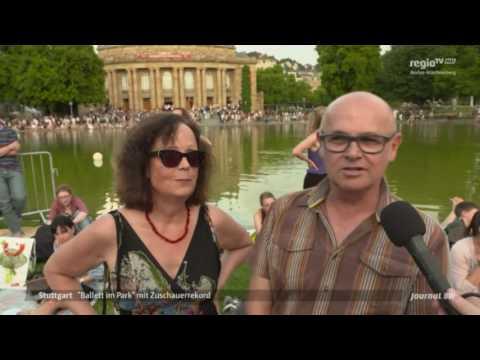 Unwetter in Friedrichshafen   Eiszeithöhlen sind Weltkulturerbe   Ballett im Park Stuttgart