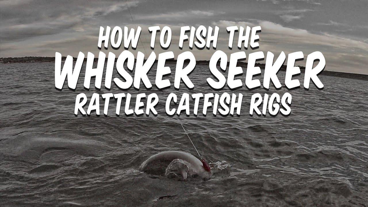 Catstalkers Catfish cliquetis leurre Santee Cooper Rig Peg Flotteur 4.5 3pk