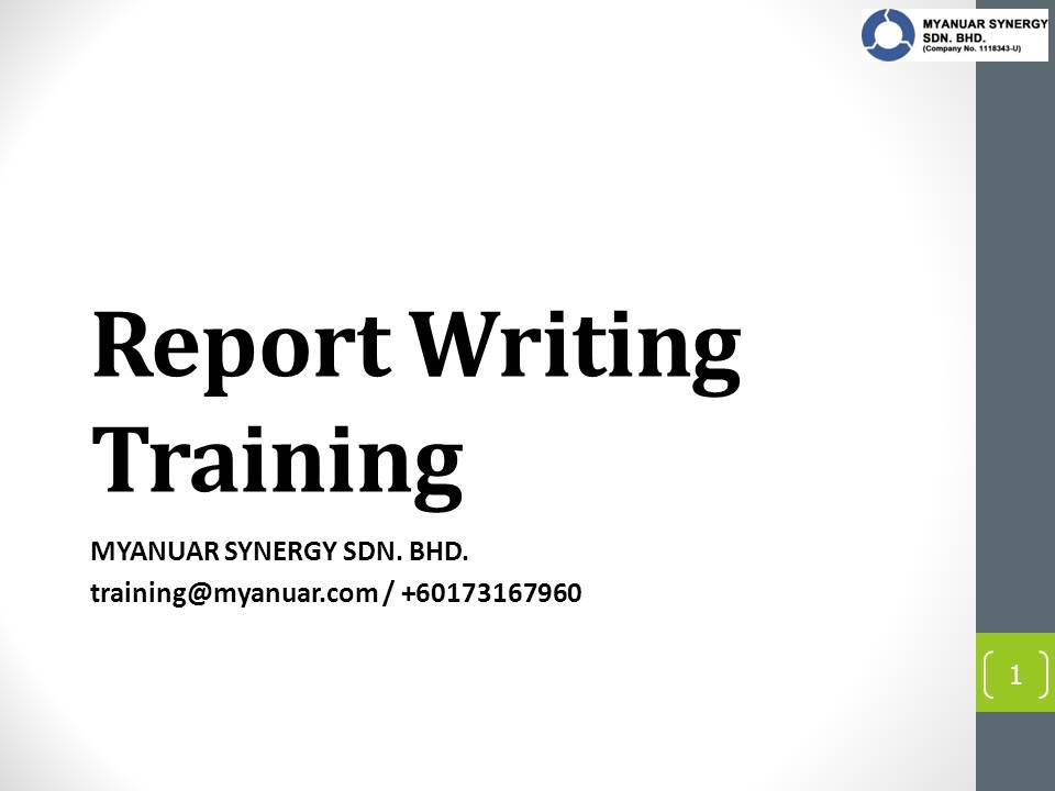 Audit Report Writing  Youtube