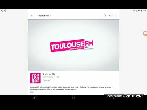 La radio Toulouse FM est disponible sur Google home