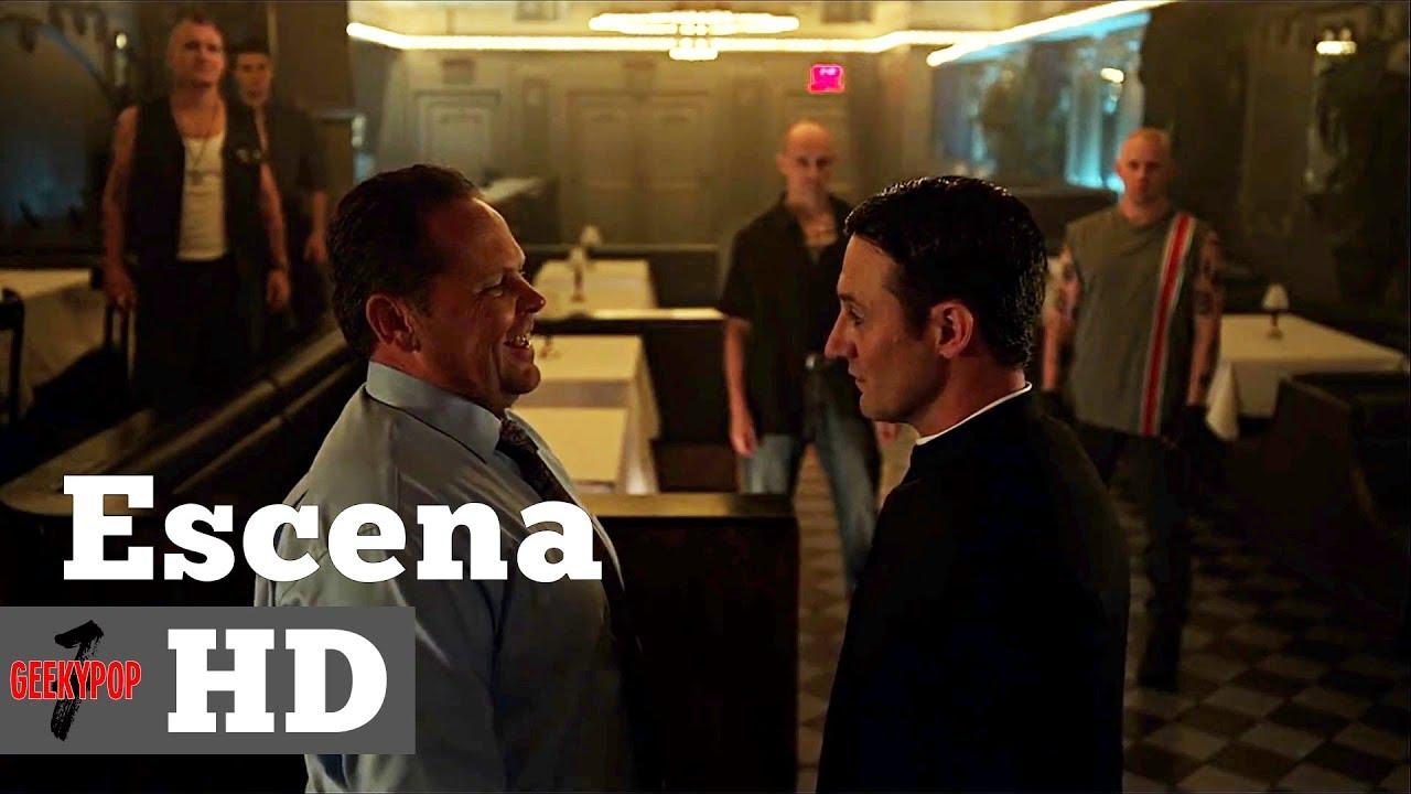 Download Escena de la Segunda Temp de The Punisher - John Pilgrim Fight Scene - GeekyPopTrailers