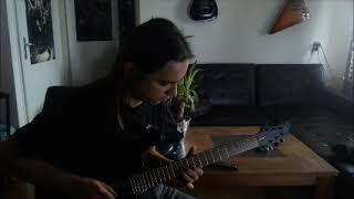Download lagu Architects Colony Collapse guitar cover MP3