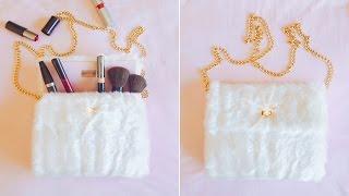 DIY Como Fazer Bolsa SEM Costura – Nanny Ribeiro