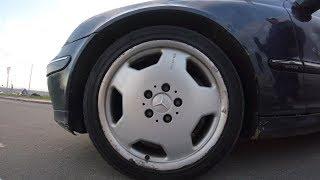 видео Замена ГРМ на 271 двигателе - снова в строю.. Ремонт/ТО Mercedes C 180 Kompressor (Мерседес Си-класс) 2006