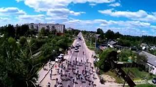 Первенство Московской области по велоспорту-шоссе г. Талдом (ч.2)