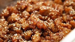 Zen Hao Chi : Poulet à la sauce caramel