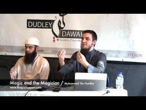 Exorcism (Ruqya) Course - Episode 4/9 - Magic and the Magician - Abu Ibraheem & Tim Humble thumbnail