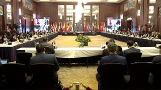 أخبار عربية | القاهرة تستضيف المنتدى العالمي لمكافحة الإرهاب
