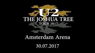 Video U2 Live @ Amsterdam 30.07.2017 Full Concert (Dualcam) download MP3, 3GP, MP4, WEBM, AVI, FLV Juli 2018