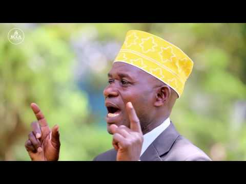 Khalifa Lwanga — Celebrated Mataali Artist at Kampala City Festival 2016
