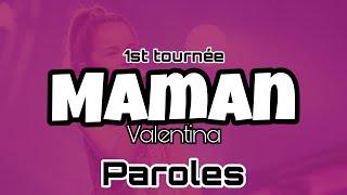 Kids United Nouvelle Génération : Valentina - Maman (Paroles/Lyrics)