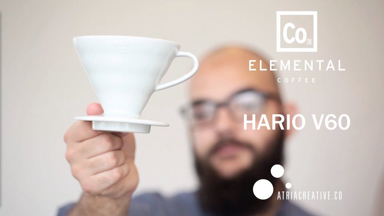 How To Brew Hario V60 Coffee Youtube