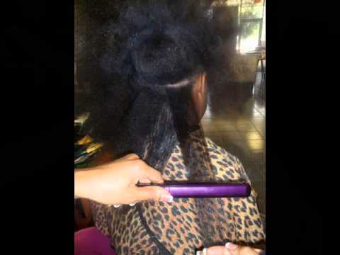 Hairstyles For Little Black Girls Natural Hair Relaxed
