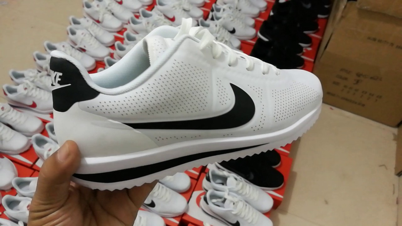 Nike Cortez Ultra sneaker, running shoe