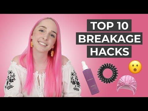 How I Fixed My Broken Hair - Tips And Hacks