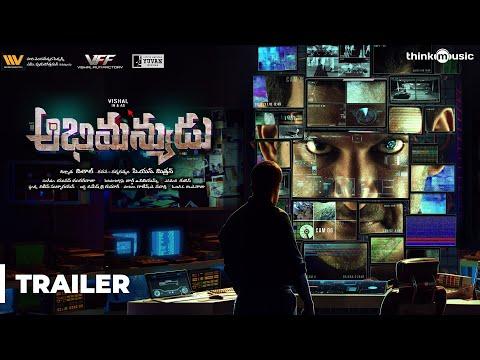 Abhimanyudu Trailer   Vishal, Arjun, Samantha   Yuvan Shankar Raja   P.S. Mithran