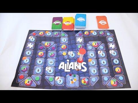 Гра Danko Toys настільна ALIANS